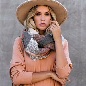 Vici Collection Infinity Scarf